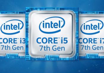 i processori Intel® Core™ di settima generazione: mai prima d'ora.