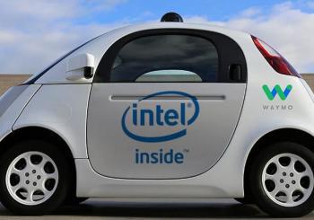 Intel e la guida autonoma